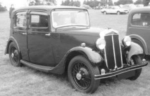 Автомобиль «Lanchester»