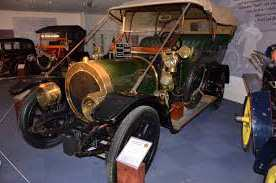 Maudslay 1910