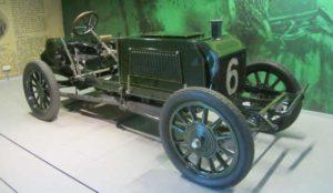 Гоночный автомобиль «Napier»
