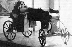 Самобеглая коляска Шамшуренкова
