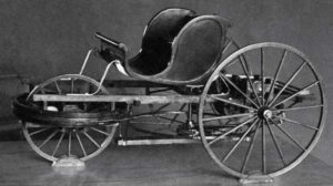 Самобеглая коляска Кулибина