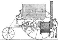 Паровая карета Тревитика