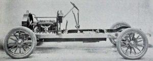 Darracq модель 20 HP